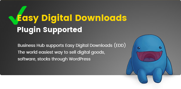 businesshub compatible with easy digital download